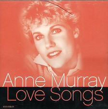 Anne Murray ~ Love Songs ~ New Factory Sealed CD ~ FREE Shipping USA
