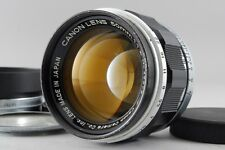 [Exc++++] Canon 50mm f/1.4 Leica Screw Mount LTM L39 w/Hood from Japan #054