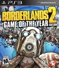 Borderlands 2 - Game of the Year Edition - Playstation 3 Game