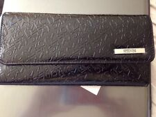 Kenneth Cole Reaction Clutch Black New With Tags