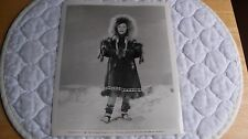 Arctic Manhunt 1949 photo Carol Thurston as Eskimo
