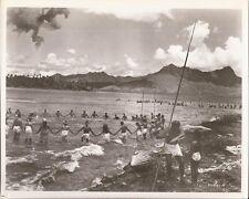PF Tiko and the Shark ( Polynesian Natives )