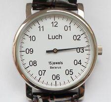 Montre Russe Biélorusse (#33477760 EN) Mécanique Mono Aiguille Luch Watch