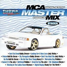 Ready for the World, Heavy D, Je: Mca Master Mixx  Audio Cassette