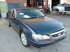 FORD FALCON BA FAIRMONT GHIA LEATHER PARTS, DOORS GUARDS @BEENLEIGH WRECKING