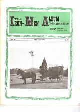 Hinrich Emminga Windmills, Threshing in France, ½ scale Case 65 steam engine