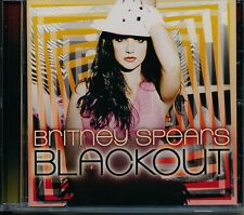 Blackout by Britney Spears (CD