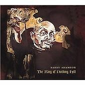 BARRY ADAMSON (MAGAZINE) - THE KING OF NOTHING HILL - 2002 MUTE DIGIPAK CD