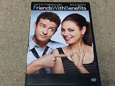 * NEW DVD Film * FRIENDS WITH BENEFITS *