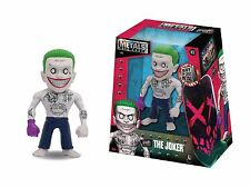 "DC Comics Suicide Squad Die Cast Metals 4"" Figure - The Joker  *BRAND NEW*"