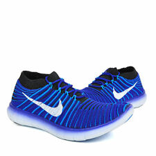 WOMENS NIKE FREE RUN MOTION FLYKNIT   SZ 6  834585 400  trainers running shoes
