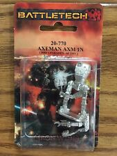 Battletech Axeman 1N Mech 20-770 Click for more Savings!