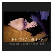 Chelsea Wolfe ‎– Unknown Rooms: A Collection Of Acoustic Songs SEALED VINYL LP