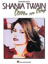 Shania Twain - Come on Over by Shania Twain (Paperback / softback, 2005)
