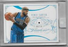 2013-14 Vince Carter Flawless Sapphire Embedded #30 UNCIRCULATED SSP /10 MAVS