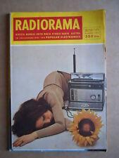 RadioRama n°6 1972    [D20]
