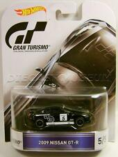 2009 '09 NISSAN GT-R REAL RIDERS RR GRAN TURISMO 3/5 PLAYSTATION HOT WHEELS 2016
