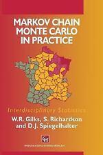 Markov Chain Monte Carlo in Practice (Chapman & Hall/CRC Interdisciplinary Stat