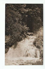 Hob Lane Waterfall Entwistle Bolton Lancashire Pre 1918 Real Photograph Old PC
