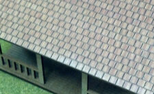 HO SCALE  ** Laser Cut **  Roofing Shake Shingles