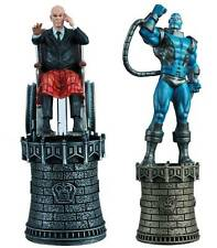 MARVEL CHESS COLLECTION SPECIAL PROFESSOR X AND APOCALYPSE FIGURES EAGLEMOSS