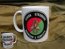 MUG - LEGION ETRANGERE honneur et fidélité - French Foreign Legion REP FRANCE