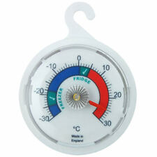FRIDGE THERMOMETER - FOR FREEZER FRIDGE REFRIGERATOR WITH HANGING HOOK- IN-001