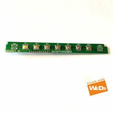 Goodmans g40227t2smart 40 POLLICI LED TV funzione pulsante Board msh2key 32