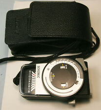 SEKONIC MULTI-LUMI L-248 EXPOSURE METER with Case MINT