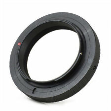 T/T2 lens to Canon EOS EF Mount Adapter Ring For SLR Camera 550D 5D II 7D 450D