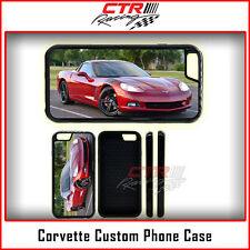 Corvette C5 C6 C7 Personalized Picture Case COVER for iPhone 5/5S/5c/6/6s 6 Plus