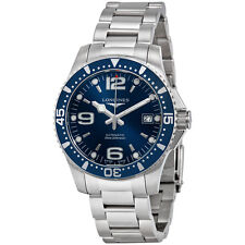 Longines HydroConquest Stainless Steel Mens Watch L3.641.4.96.6