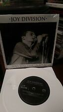 Joy Division- 7 inch White vinyl - Love will Tear us Apart  Ian Curtis New Order