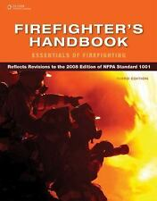 Firefighter's Handbook: Essentials of Firefighting 3e by Delmar/Cengage