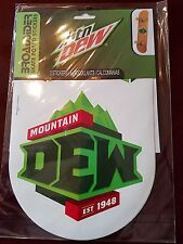 Broadsider Skate Board Stickers Mountain Dew Mountain