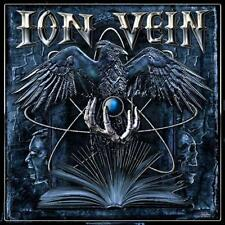 Ion Vein - Ion Vein CD 2014 heavy metal Mortal Music