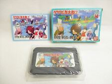 GEGEGE NO KITARO 2 II Item Ref/bcc Famicom Nintendo Bandai Japan Boxed Game fc