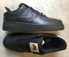 Nike Air Force 1 Low LV8 Black Light Brown size 10.5 (# 718152-016) -UPTOWN-