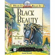 Black Beauty with CD: The Autobiography of a Horse (Hear It Read It Classics)