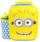 Despicable Me Minions Deluxe Vertical Lunch Bag/Box and Bottle Set | Movie