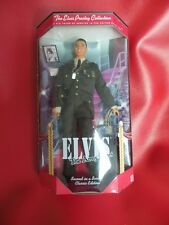 Elvis the Army Years Ken Barbie Doll Collectors Doll