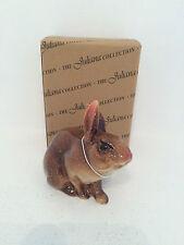 Juliana Natural World Collection Rabbit Sitting Down Figurine Ornament BRAND NEW