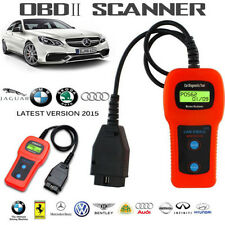 Car Code Scanner Diagnostic Tool U480 CAN OBDII OBD2 Memo Engine Fault Reader