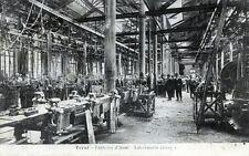 * TERNI : R. Fabbrica d'Armi - Laboratorio canne * Viaggiata 1919