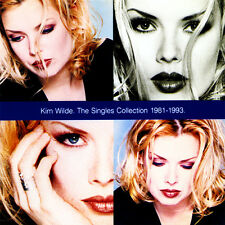 KIM WILDE - THE SINGLES COLLECTION 1981-1993 - GREATEST HITS CD - YOU CAME +