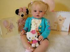 CUSTOM REBORN TODDLER  28 INCHES YOU CHOOSE REVA SCHICK/REGINA SWIALKOWSKI !