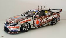 1:18 Classic Carlectables Jamie Whincup 2008 Darwin Red Dust Livery BF Falcon 88