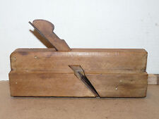 "Rare CS Rowell Troy (***) ¾"" Greacean Ogee Molding Plane INV10158"