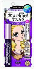 New Isehan Kiss Me Heroine Make Volume & Curl Mascara Super Waterproof Black 6g