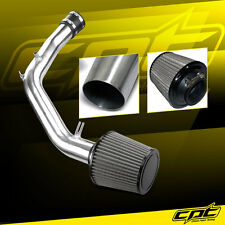 01-05 VW Jetta 1.8T 1.8L 4cyl Polish Cold Air Intake +Stainless Steel Filter
